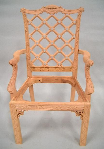 Victorian Replicas Brighton Pavilion Chairs