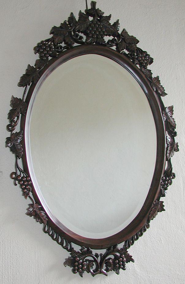 grape oval mirror whitaker mirror plain cheval mirror carved cheval Mirror