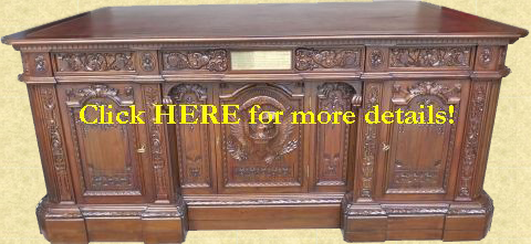 Replica of Resolute Desk